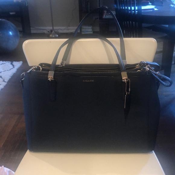 Coach Handbags - Coach Madison Christie Carryall Satchel